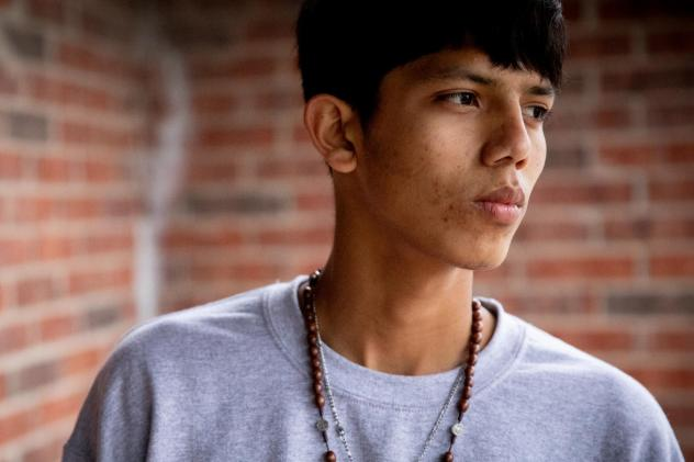 Marvin Joel is currently living in a Dallas suburb. Soon he will turn 18 and apply for asylum as an adult, while his father languishes in a refugee camp in Matamoros, unable to join him.