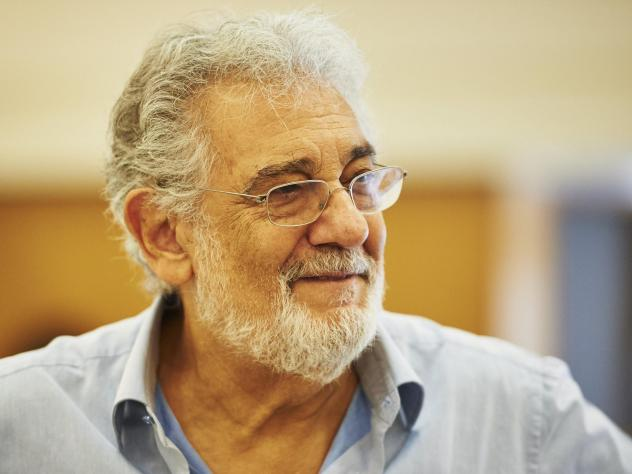Plácido Domingo,  attending rehearsals at the Royal Opera House in London in 2015. The singer has pulled out of performances there this summer.