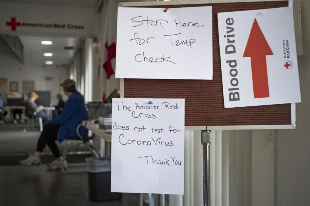 The Food and DrugAdministration announced Thursday that it was reducing the amount of time gay men have to wait before giving blood amid an unprecedented shortage in the U.S. blood supply.