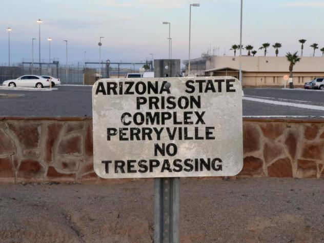 The progressive advocacy group FWD.US recommends Arizona release at least 10,000 inmates, or one-quarter of the prison population, to make a significant impact in stopping the spread of the virus.
