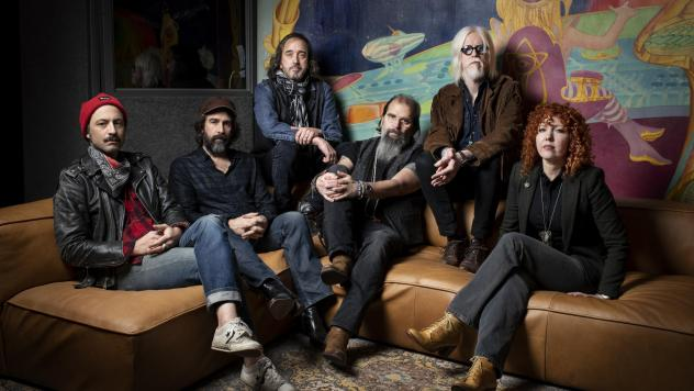 Steve Earle and the Dukes, Electric Lady Studios.