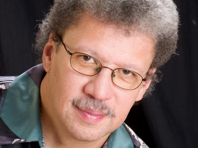 Composer and pianist Anthony Davis, winner of the 2020 Pulitzer Prize for Music.