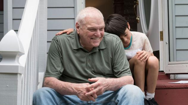 """When 8-year-old Cody (Lucas Jaye) temporarily moves into the house next door to Del (Brian Dennehy), the two strike up an unlikely, intergenerational friendship. Dennehy <a href=""""https://www.npr.org/2020/04/16/836262391/tony-award-winning-actor-brian-den"""