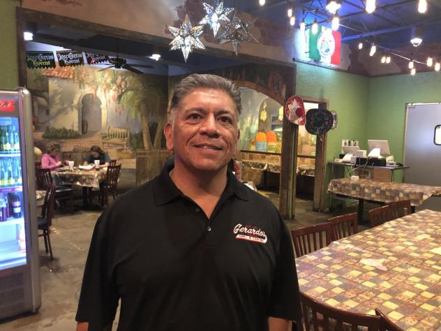 Jerry Morales owns Gerardo's Casita, in Midland, Texas. The former mayor of Midland and past president of the Texas Restaurant Association has done anything and everything to keep his businesses alive over the past two months.