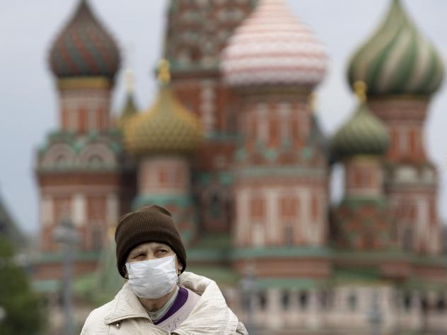 Moscow has revised its April death toll from the coronavirus to 1,561 amid criticism that Russia may have undercounted fatalities from COVID-19.
