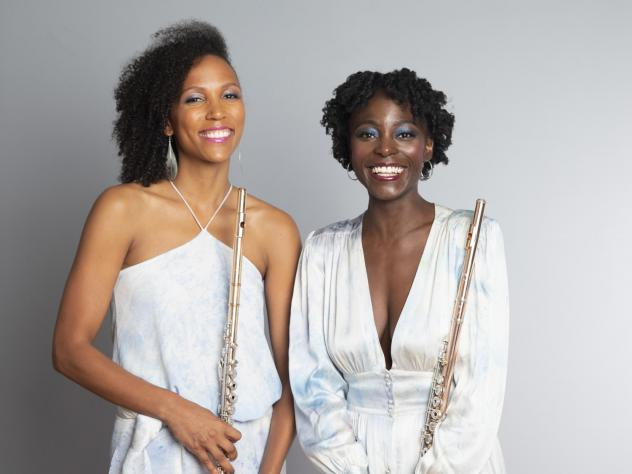 Allison Loggins-Hull and Nathalie Joachim are two of the artists featured in the Library of Congress' Boccaccio Project, a collection of songs inspired by the coronavirus pandemic.