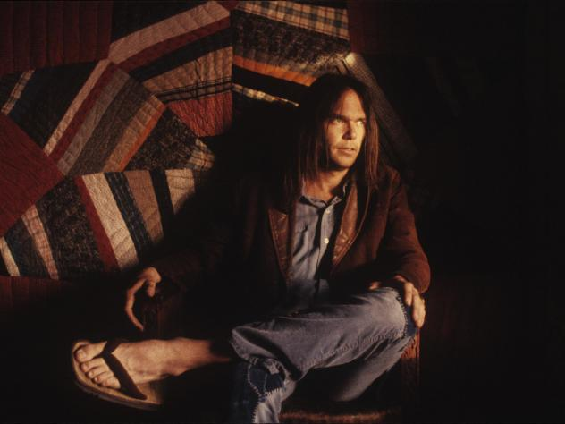 Neil Young's newly released album, <em>Homegrown</em>, arrives at the same moment as two other veteran songwriters, Bob Dylan and Willie Nelson, put out projects of their own.