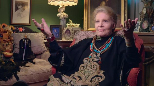 Walter Mercado, celebrity astrologer and great dresser, is featured in a new documentary called <em>Mucho Mucho Amor</em>.