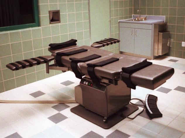 """Daniel Lee's last words from the death chamber in Terre Haute, Ind., were, """"You're killing an innocent man."""""""