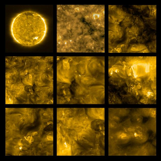 A collaborative mission between NASA and the European Space Agency has captured the closest photos ever taken of the sun and revealed new solar phenomena in the process.