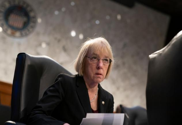 Sen. Patty Murray, D-Wa., organized a letter signed by 44 of 45 Senate Democrats on Friday, urging the White House to withdraw changes to hospital reporting requirements that sidestep the CDC.