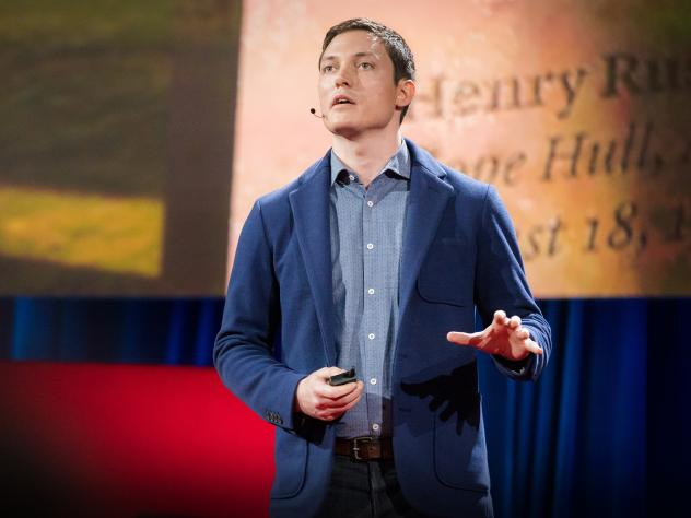 Michael Murphy speaks at TED2016 - Dream, February 15-19, 2016.