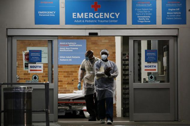The Trump administration abruptly required hospitals to stop reporting COVID data to CDC and use a new reporting system set up by a contractor. Two weeks in, the promised improvements in the data have yet to materialize.
