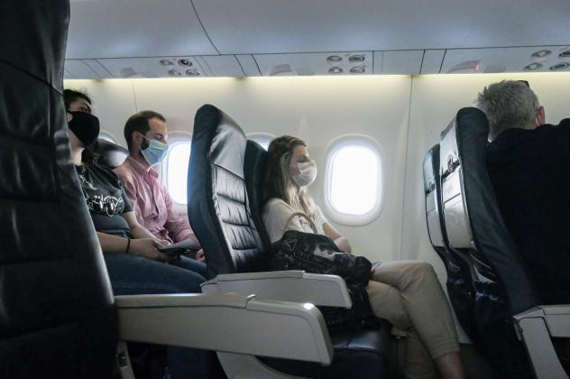Many airlines now require passengers to wear masks to reduce the risk of COVID-19 spread — and are putting scofflaws on a no-fly list.
