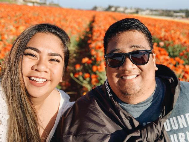 Siblings Jasmine and Josh Obra both tested positive for the coronavirus on the same day. Only one of them survived.