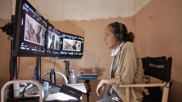 "Director Gina Prince-Bythewood says <em>The Old Guard</em> shows ""the opposite side of what we all envision immortality to be."""