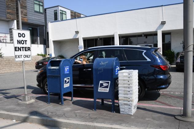 With voting by mail set for a major expansion because of the pandemic, some worry that thousands of absentee ballots could be rejected because the Postal Service may not postmark the envelope.