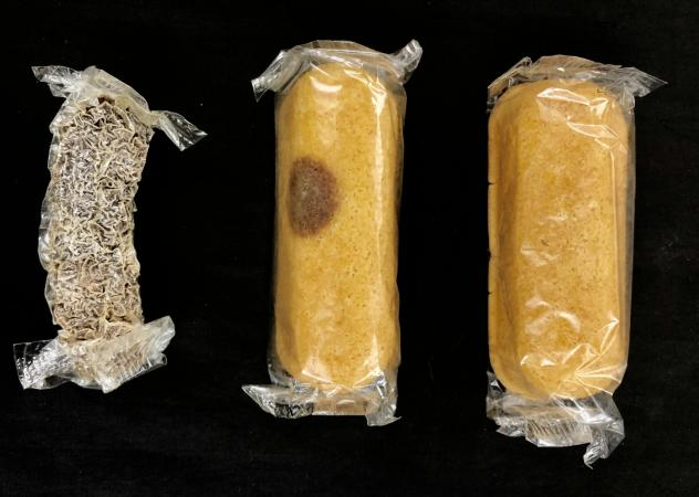 For eight years, a box of Twinkies sat in Colin Purrington's basement until last week when he finally opened them. Varying levels of mold had developed on the snack cakes, and he eventually sent them to two West Virginia University scientists to study th