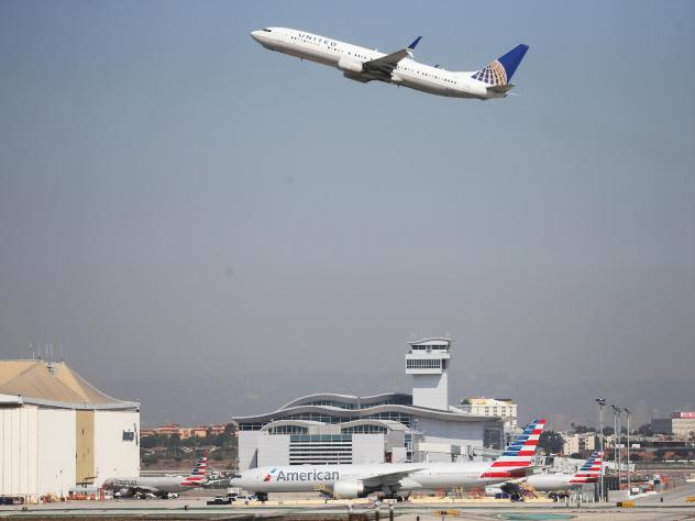Planes are not the only things flying over Los Angeles International Airport these days. A person wearing a jetpack has been spotted flying the friendly skies twice in two months.