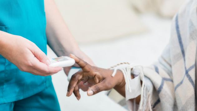 On average, each U.S. nursing home is connected to seven others through shared staff, a study by Yale and UCLA researchers suggests. Rigorous infection control measures can curb the spread of the coronavirus, but many workers say they still don't have su