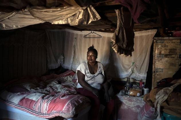 Pretty Mkhabela, a HIV-positive sex worker in South Africa, gets antiretroviral drugs delivered to her house as part of a campaign to maintain treatment for HIV-positive patients during the pandemic. A new drug called cabotegravir could give women more o