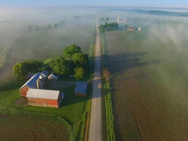 """""""There's this sense that decisions about the pandemic are being made in cities and kind of imposed on rural spaces,"""" said Kathy Cramer, an expert on the rural-urban divide at the University of Wisconsin."""