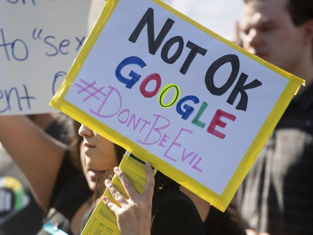 Google has been rocked by activism among employees who have grown increasingly critical of the company in recent years over issues ranging from sexual harassment to contracts with the U.S. government.