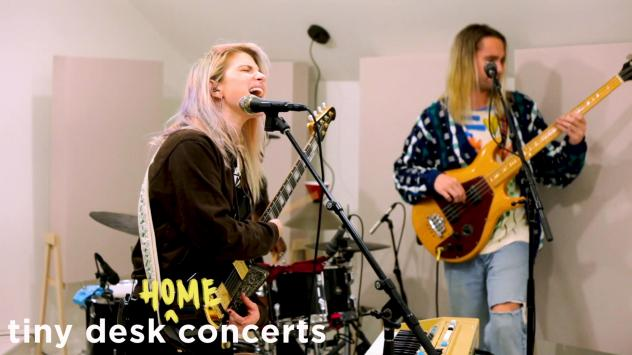 Hayley Williams plays a Tiny Desk (home) concert.