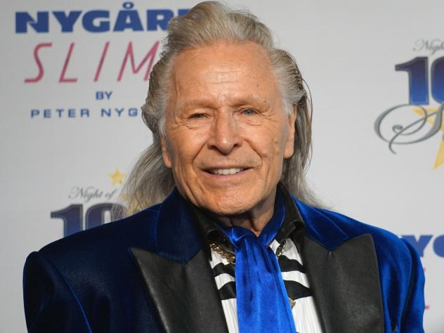 Businessman Peter Nygard arrives at Norby Walters' 26th Annual Night Of 100 Stars Oscar Viewing at The Beverly Hilton Hotel on February 28, 2016 in Beverly Hills, California.