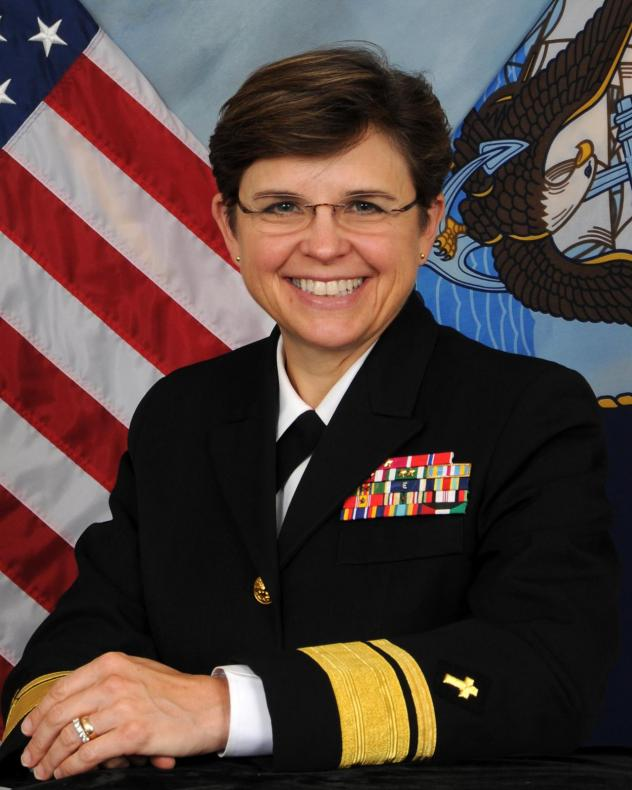 Retired Navy Rear Adm. Margaret Kibben has been appointed chaplain for the U.S. House of Representatives. Kibben is the first female chaplain in either house of Congress.