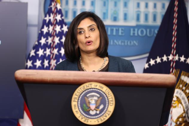 "Seema Verma, chief administrator of the Centers for Medicare & Medicaid Services, says the changes in the way Medicaid is funded and regulated in Tennessee ""could be a national model moving forward."""