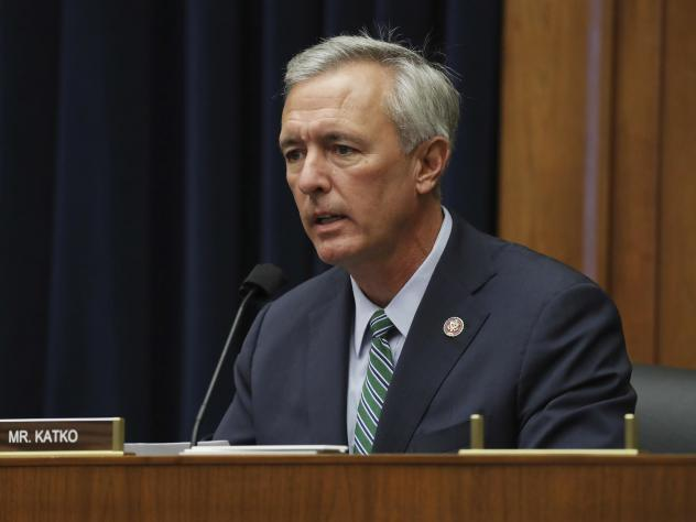 State-level Republican parties are blasting GOP members such as Rep. John Katko of New York for voting in favor of impeaching President Trump on Wednesday.
