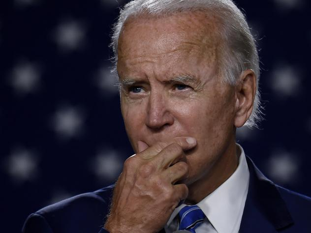 """Then presidential candidate Joe Biden speaks at a """"Build Back Better"""" Clean Energy event on July 14, 2020. On Thursday, Biden unveiled an ambitious economic plan just days before he's set to be inaugurated as president."""