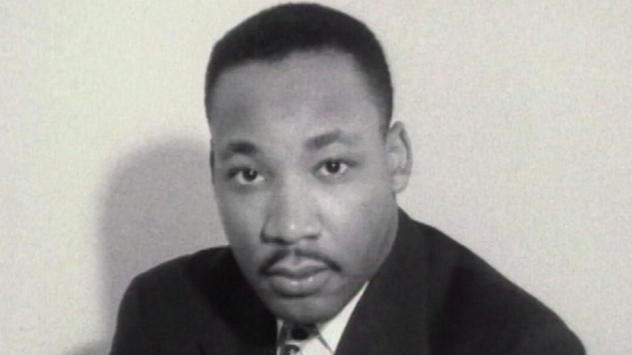 """Martin Luther King Jr. was a man who had a """"tremendous amount of burdens he had to deal with, both politically, socially and personally,"""" says <em>MLK/FBI</em> director Sam Pollard."""