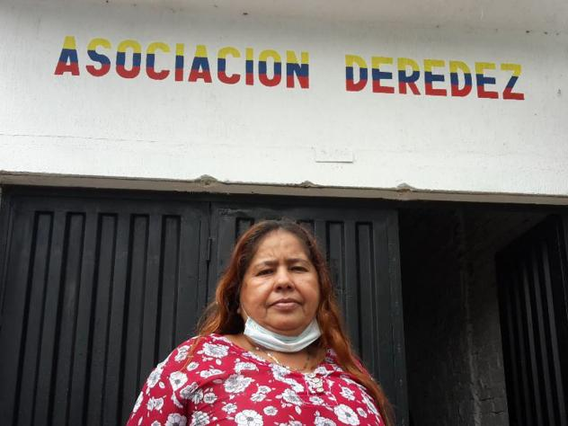 Ana Teresa Castillo, who runs a shelter for Venezuelan migrants in the Colombian border town of Villa del Rosario, says she is tending to many more rape victims now than before the pandemic began. She blames the closing of official border posts and gangs