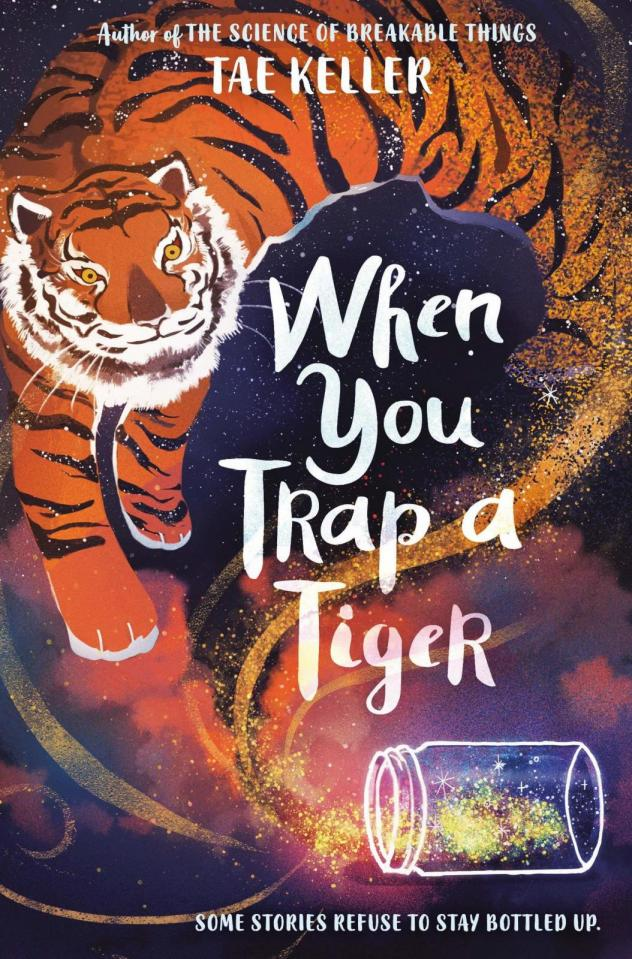 <em>When You Trap a Tiger</em> by Tae Keller won the 2021 Newbery medal.