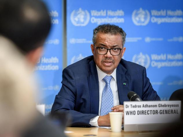 World Health Organization Director-General Tedros Adhanom Ghebreyesus was one of many global health leaders who spoke bluntly about the coronavirus pandemic at annual meetings that conclude on Tuesday. Discussing the lack of priority given to vaccines fo