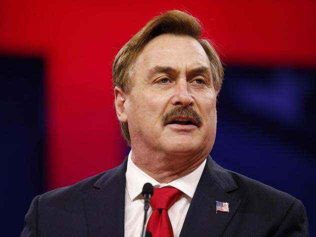 Mike Lindell, the CEO of My Pillow, had been using his Twitter account to spread disinformation about the 2020 election.