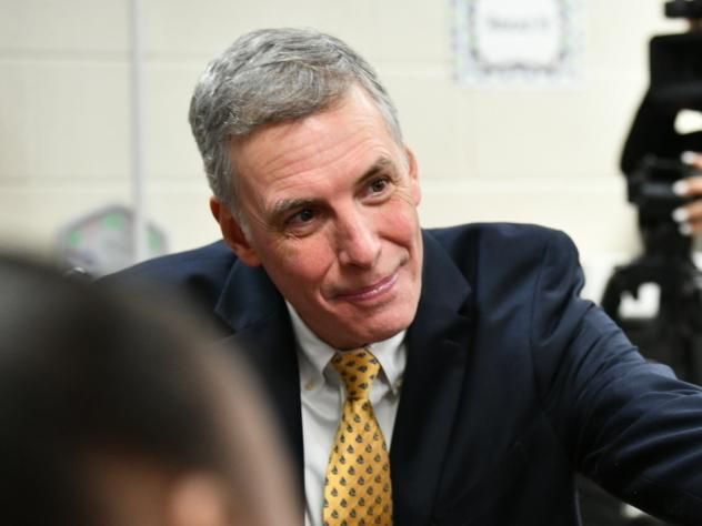 U.S. Rep. Tom Rice, pictured in 2019, was formally censured by South Carolina's Republican Party Saturday for his support of Trump's impeachment. Rice was one of only 10 House Republicans to join Democrats in voting to impeach.