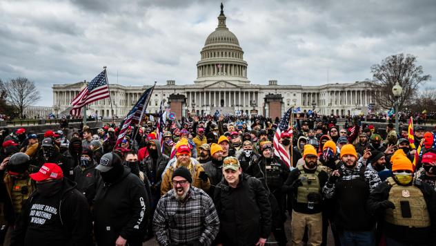 Former President Donald Trump was impeached for inciting the insurrection at the U.S. Capitol on Jan. 6 while lawmakers were certifying the Electoral College votes in his election loss.