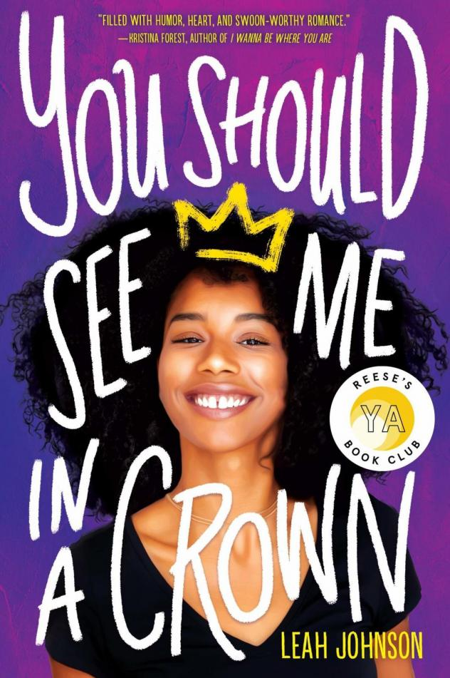 The cover of <em>You Should See In A Crown. </em>