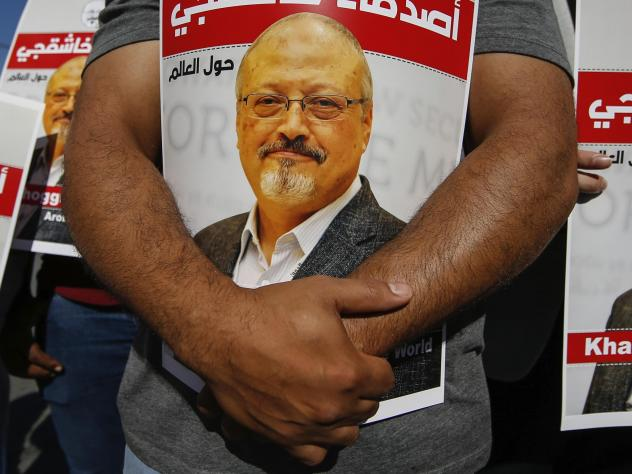 Lawmakers and journalists are among those calling for penalties against Saudi Crown Prince Mohammed bin Salman for the 2018 killing of <em>Washington Post</em> columnist Jamal Khashoggi after a U.S. intelligence report finding the crown prince had approv