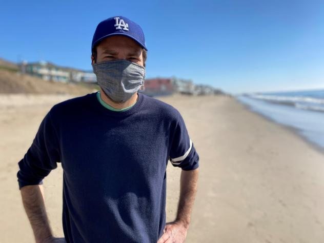 State legislator Ben Allen has proposed legislation that he thinks will help California deal with the threat of rising seas.