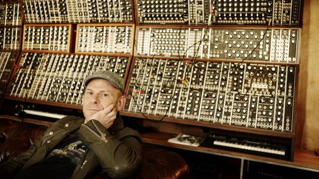 Dutch composer Tom Holkenborg, aka Junkie XL.