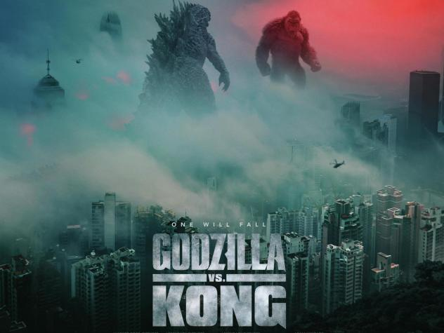 In <em>Godzilla vs. Kong</em>, the Titans meet up and face off.
