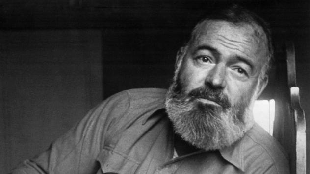 Ken Burns' three-part documentary about American writer Ernest Hemingway (shown above) premieres on PBS April 5.