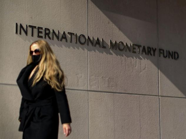 The International Monetary Fund has raised its forecasts for both the U.S. and the global economies, crediting rapid COVID-19 vaccine rollouts and relief efforts.