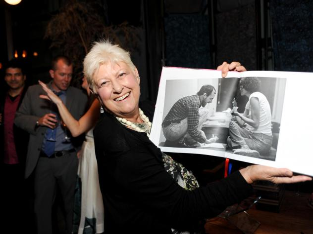 Anne Beatts attends the <em>Live From New York!</em> documentary's Los Angeles premiere after-party on June 10, 2015.