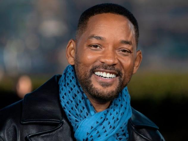 Actor Will Smith, here in Paris in January 2020, is starring in and producing the film <em>Emancipation</em>.