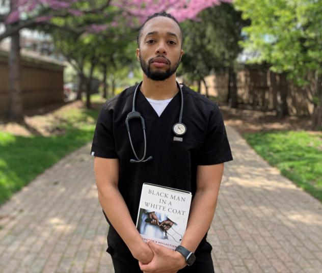 Jamel Hill, a fourth year medical student, confronted a stark reality when he went into medical school. But through the racial microaggressions, he also found mentors who guided him through the hardest times. He just matched in a physical medicine and re